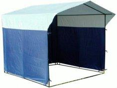 Производство торговой палатки