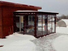 Морозостойкие мягкие окна от 780 рублей за кв м