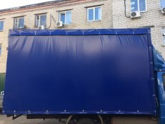 Тент на Газель, производство и установка 10500 руб.